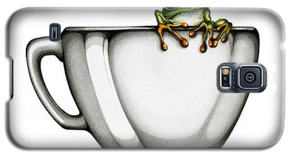 Muggy Galaxy S5 Case by Christina Meeusen