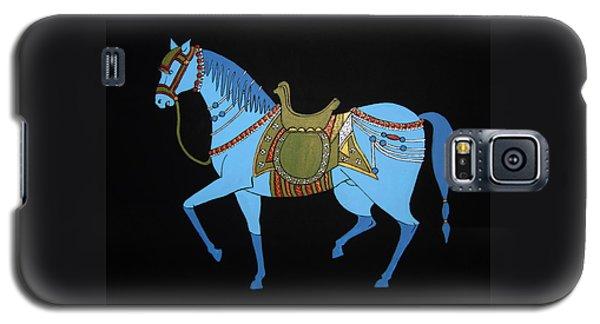 Mughal Horse Galaxy S5 Case by Stephanie Moore