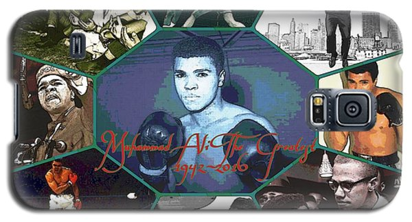 Muhammad Ali The Greatest  Galaxy S5 Case