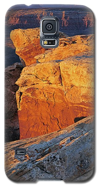 Muley Point Sunrise-v Galaxy S5 Case