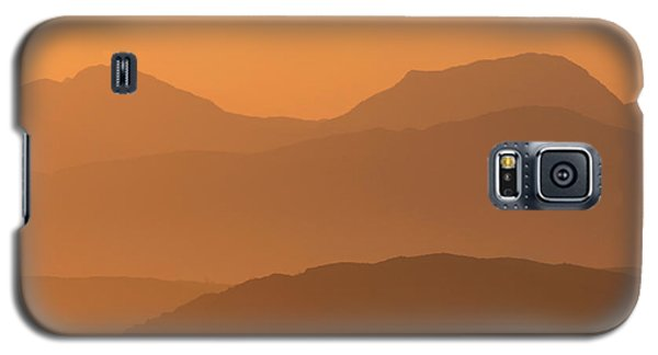 Mull Sunrise Galaxy S5 Case