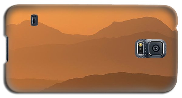 Mull Sunrise Galaxy S5 Case