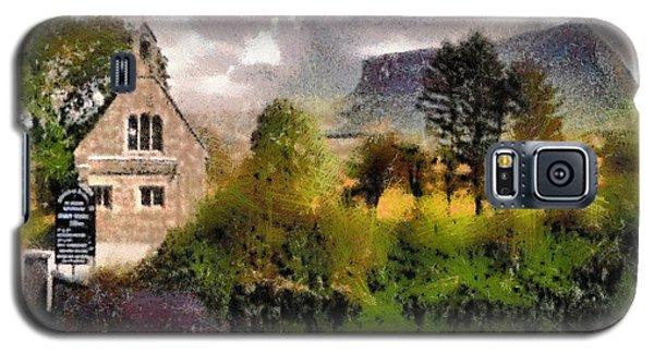 Mullaghnaneane Church And Ben Bulben Galaxy S5 Case