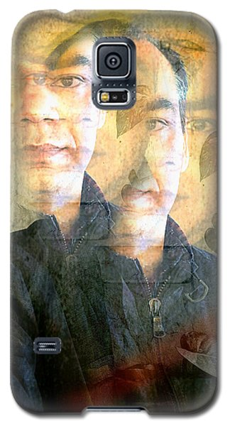 Galaxy S5 Case featuring the photograph Multiverse by Prakash Ghai