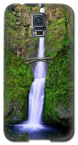 Fairy Galaxy S5 Case - Multnomah Dream by Chad Dutson