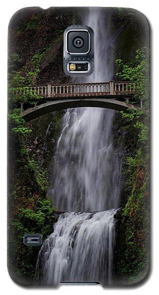 Multnomah Falls 3 Galaxy S5 Case