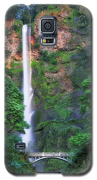 Multnomah Falls Portland Oregon Galaxy S5 Case