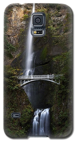 Multonomah Falls Galaxy S5 Case by John Gilbert
