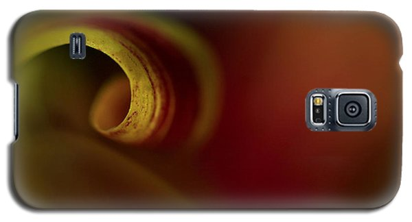 Mum Curl Abstract Galaxy S5 Case