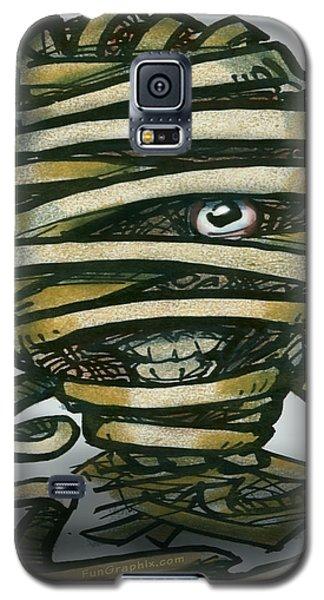 Mummy  Galaxy S5 Case