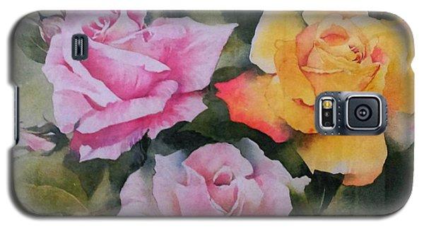 Mum's Roses Galaxy S5 Case
