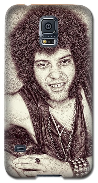 Mungo Jerry Portrait - Drawing Galaxy S5 Case