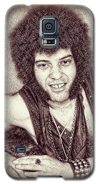 Mungo Jerry Portrait - Drawing Galaxy S5 Case