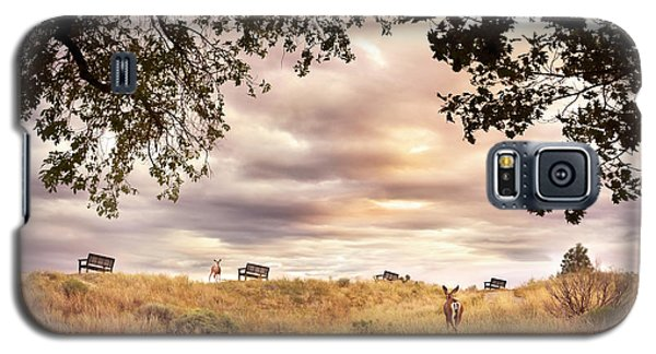 Munson Morning Galaxy S5 Case
