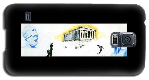 Mural Galaxy S5 Case