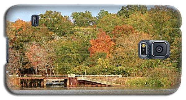 Murphy Mill Dam/bridge Galaxy S5 Case