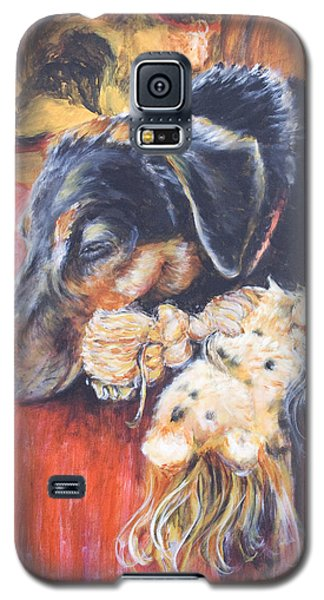 Murphy Viii Galaxy S5 Case