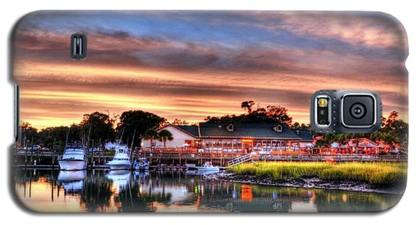 Murrells Inlet Sunset 3 Galaxy S5 Case