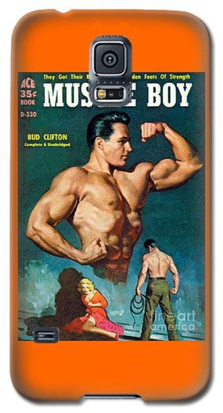 Muscle Boy Galaxy S5 Case
