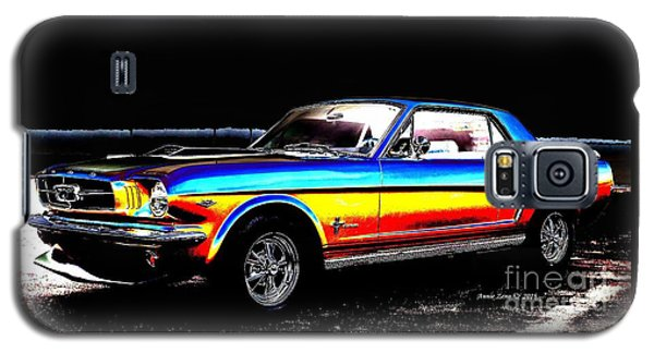 Muscle Car Mustang Galaxy S5 Case