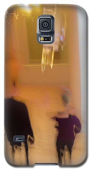 Galaxy S5 Case featuring the photograph Museum Day by Alex Lapidus