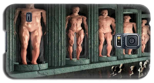 Museum Of Inner Demons Galaxy S5 Case