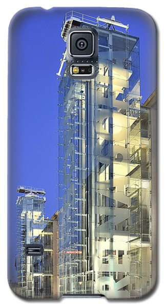 Galaxy S5 Case featuring the photograph Museum Reina Sofia  by Marek Stepan
