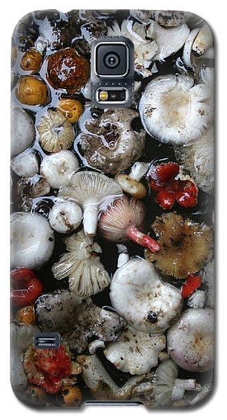 Mushrooms In Thailand Galaxy S5 Case