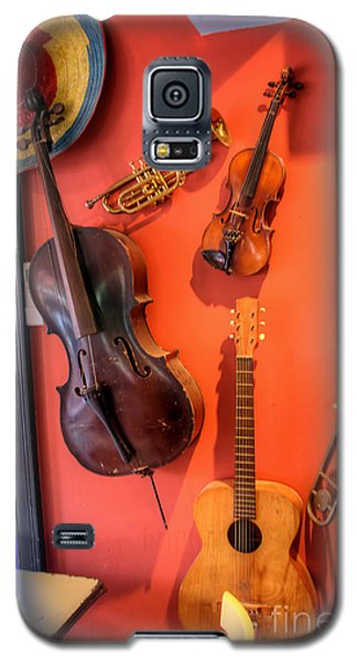 Galaxy S5 Case featuring the photograph Music by Adrian LaRoque