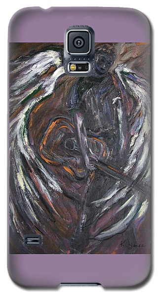 Music Angel Of Broken Wings Galaxy S5 Case