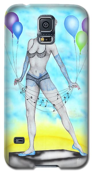 Music Box. Galaxy S5 Case by Kenneth Clarke