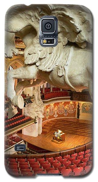 Palau De La Musica Catalana, Barcelona Galaxy S5 Case