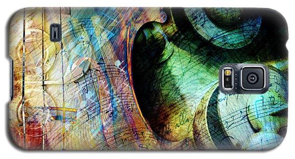 Music II Galaxy S5 Case