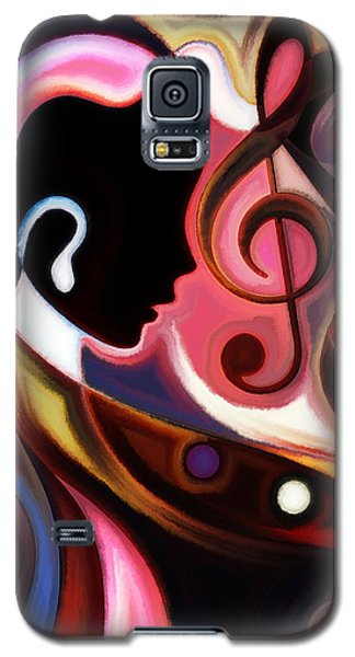 Music In The Air Galaxy S5 Case