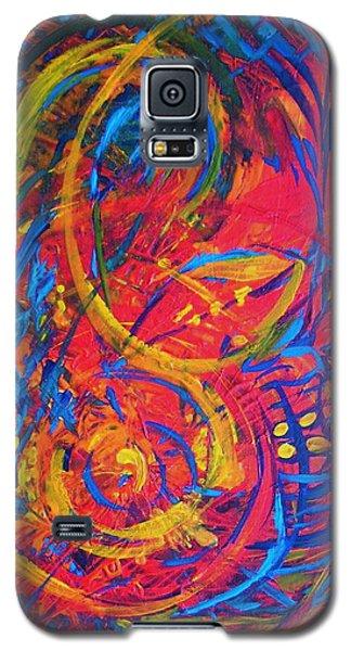 Music Galaxy S5 Case
