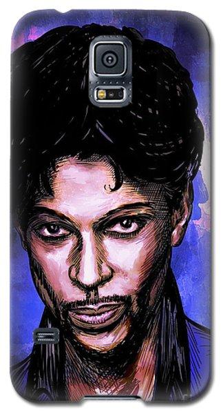 Music Legend  Prince Galaxy S5 Case