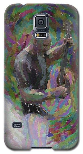 Music Man Galaxy S5 Case