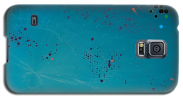 Musical Interlude 8. Galaxy S5 Case by Paul Davenport