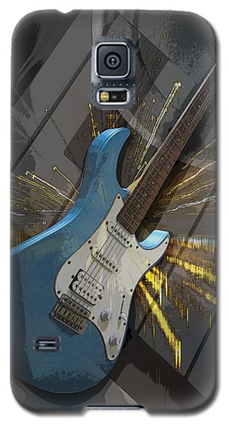 Musical Poster Galaxy S5 Case by Brian Roscorla