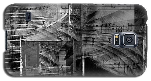 Musical Steps... Galaxy S5 Case