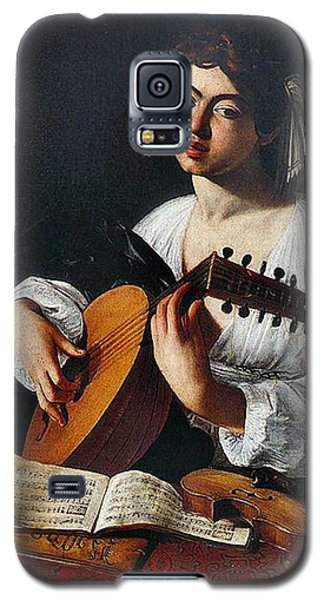 Violin Galaxy S5 Case - Musician 1600 by Padre Art