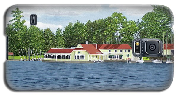 Galaxy S5 Case featuring the painting Muskoka Lakes Golf And Country Club by Kenneth M Kirsch