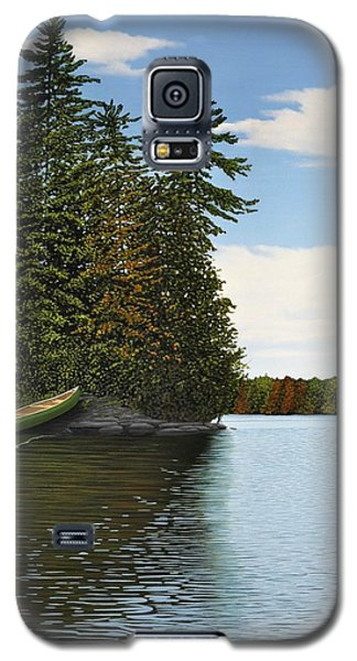 Muskoka Shores Galaxy S5 Case
