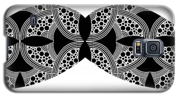 Mustache Tee Galaxy S5 Case