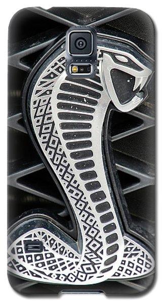 Mustang Cobra Logo Galaxy S5 Case