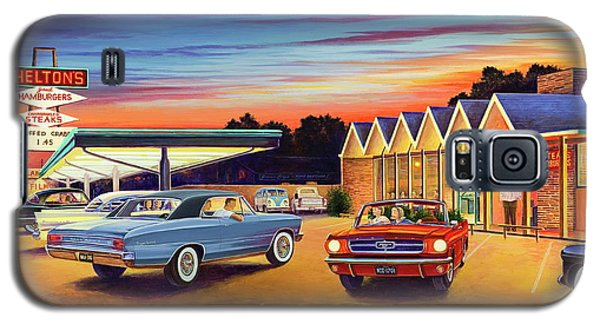 Mustang Sally - Shelton's Diner 2 Galaxy S5 Case