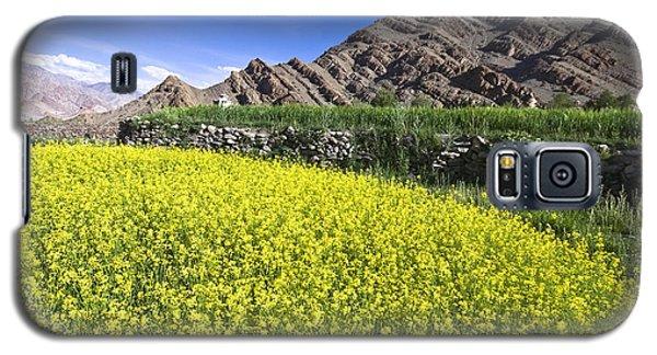 Mustard Field, Hemis, 2007 Galaxy S5 Case