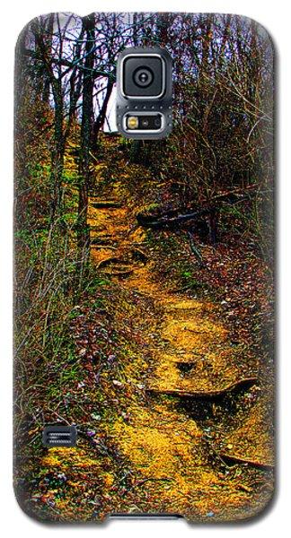 Mustard Hill Galaxy S5 Case