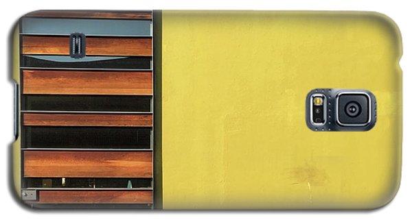 Mustard Wall Galaxy S5 Case