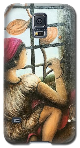 Mute Notes Galaxy S5 Case